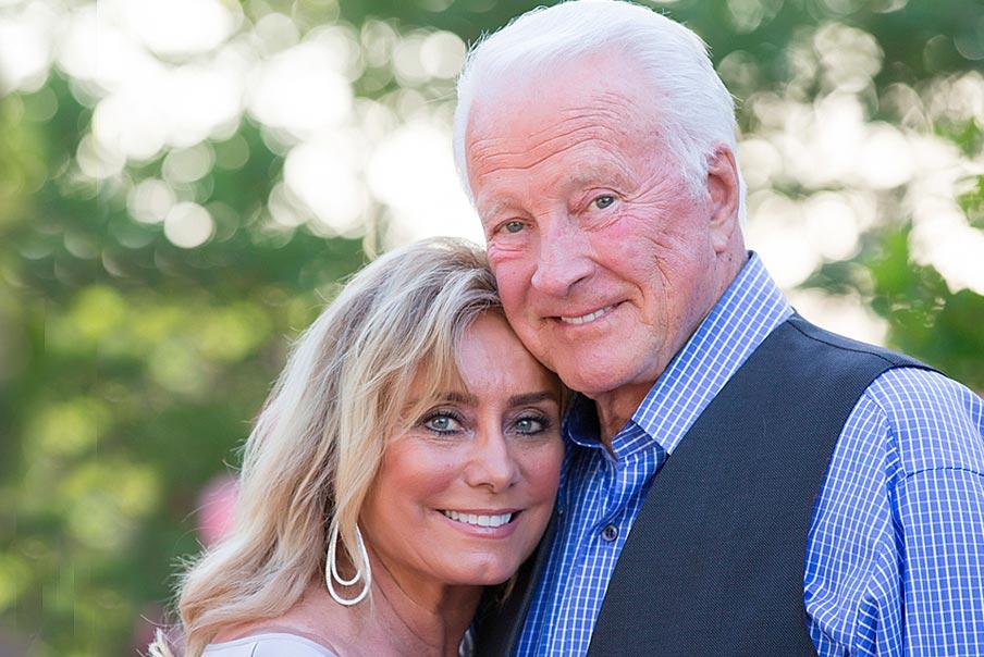 Lyle and Sharon Waggoner