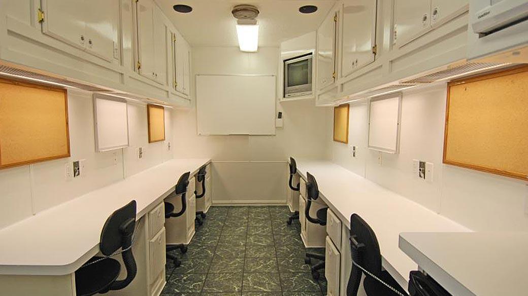 Production Command Center 35ft [SP]